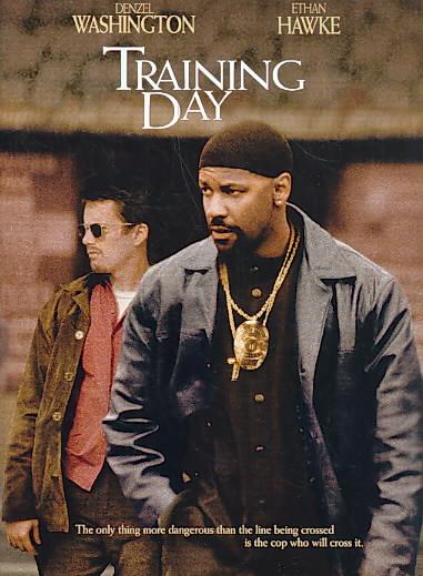TRAINING DAY BY WASHINGTON,DENZEL (DVD)