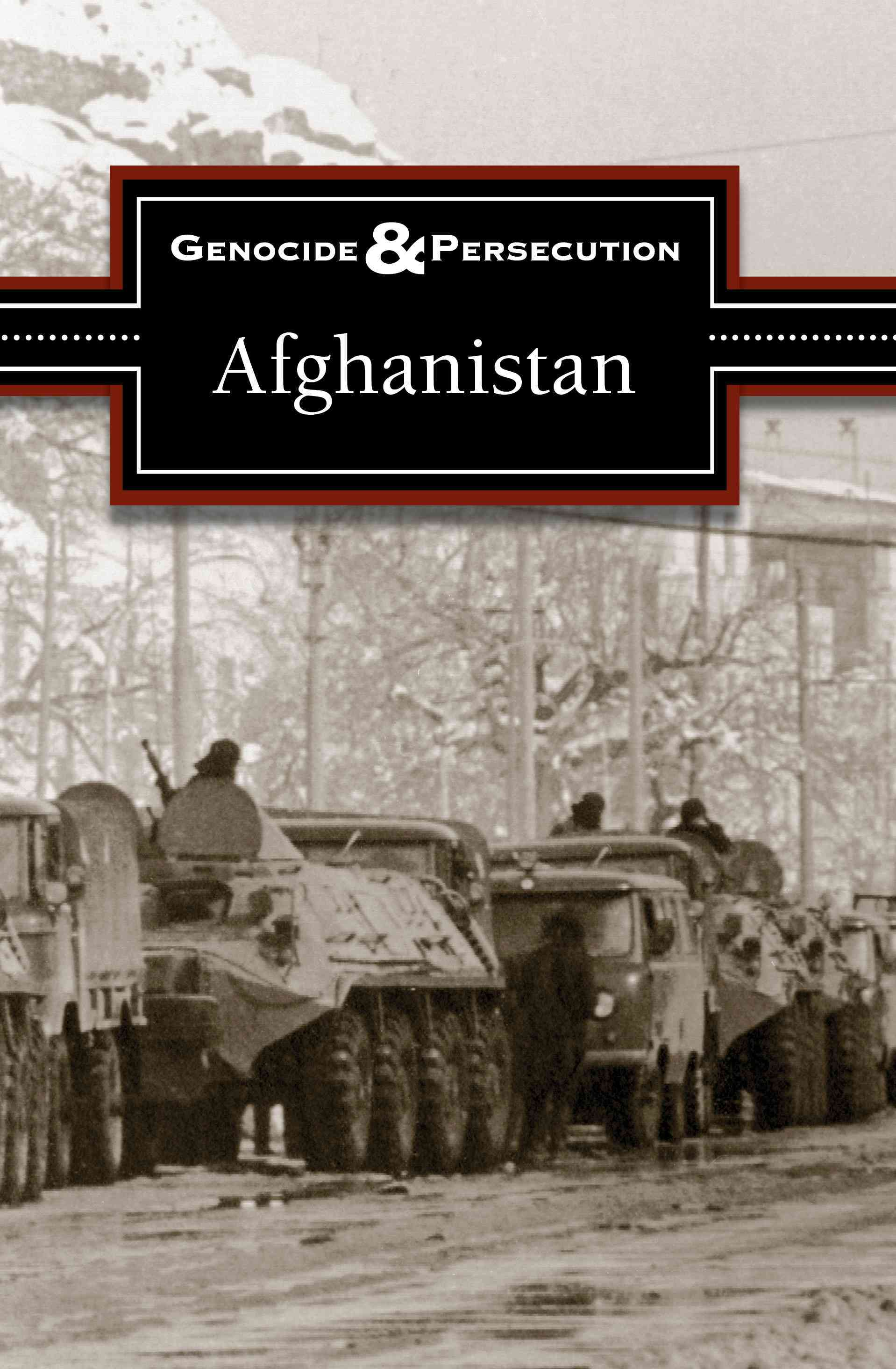 Afghanistan By Nelson, David (EDT)